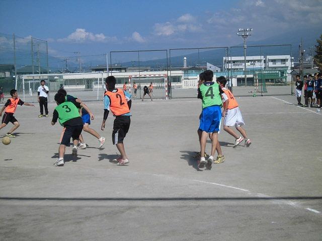 来春の全国選抜大会を目指して! 富士市スポーツ祭ハンドボール競技大会_f0141310_711886.jpg