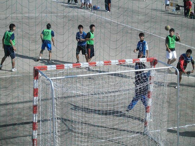 来春の全国選抜大会を目指して! 富士市スポーツ祭ハンドボール競技大会_f0141310_792154.jpg