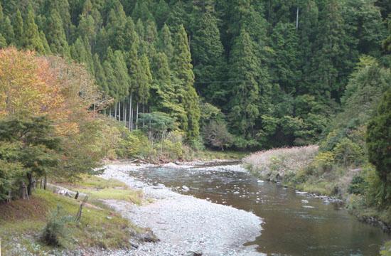 花背の秋景色_e0048413_20252843.jpg