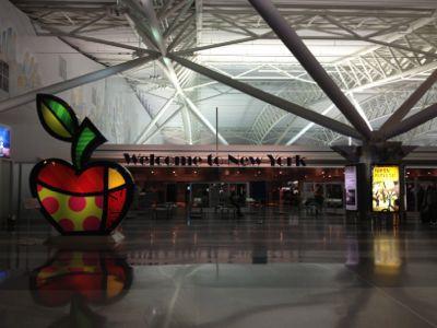 ニューヨークに戻りました!_f0095325_1325711.jpg