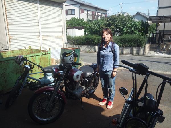 バイクな人たち_a0139843_20411975.jpg