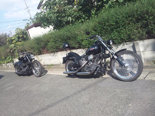バイクな人たち_a0139843_20414273.jpg