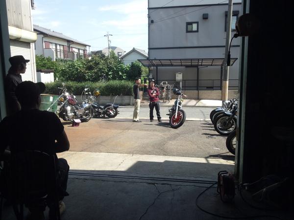 バイクな人たち_a0139843_20421451.jpg
