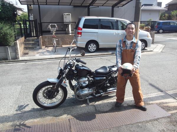 バイクな人たち_a0139843_20474317.jpg