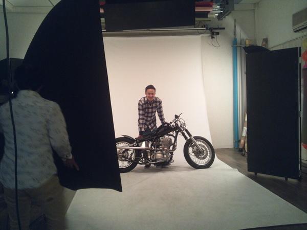 バイクな人たち_a0139843_20493591.jpg