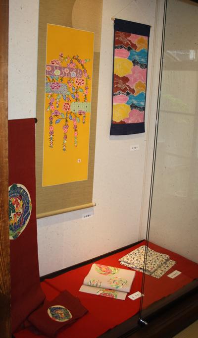 紅型(びんがた)・型染『紅遊舎』作品展-③_d0178448_1347482.jpg