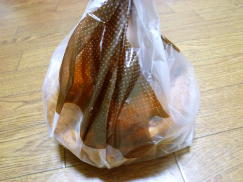 Heart Bread ANTIQUE 銀座本店_c0152767_21403997.jpg