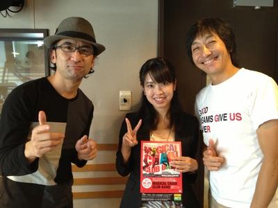 下北沢 CLUB Que&ONE BODY&関西キャンペーン&ミズノ_c0227168_1072479.jpg