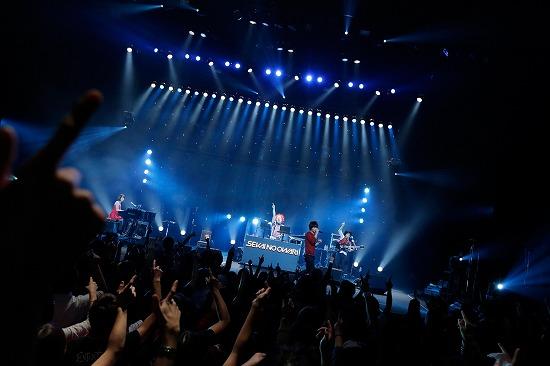 [レポート]SEKAI NO OWARI、4万人を動員した初ホールツアーが熱狂のなか閉幕_e0197970_163324.jpg