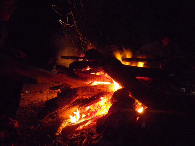 野湯を楽しむ沢旅 赤湯又沢と虎毛沢(その1) ~ 2012年10月7日・8日_f0170180_18393541.jpg