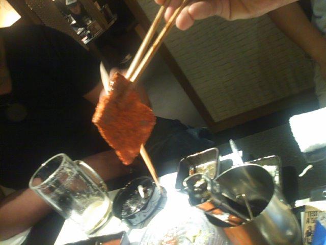 またまた誕生日会 焼き肉(^^)_b0127002_052454.jpg