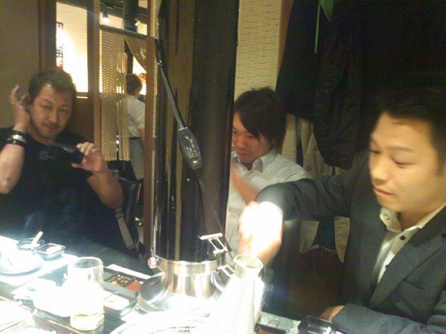 またまた誕生日会 焼き肉(^^)_b0127002_0524569.jpg