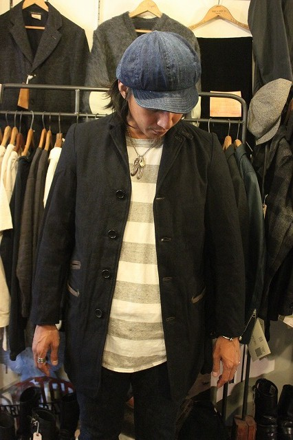 ""\""""THE DELIVERY MAN""""  CHIN LAPEL COAT_d0121303_1348450.jpg""426|640|?|en|2|97595a8ecf470d37e7aa93df22ebb6dd|False|UNLIKELY|0.3257540762424469