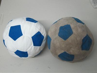 IkEAのサッカーボールが小さくなった…の巻_e0192217_9131957.jpg