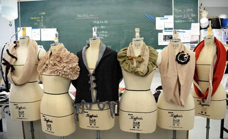 2012年10月13日,14日にNSCカレッジでは体験入学が開催 その2_b0110019_168071.jpg