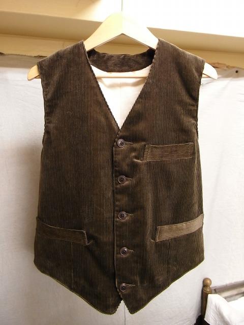 frenchwork corduroy vest_f0049745_1845488.jpg
