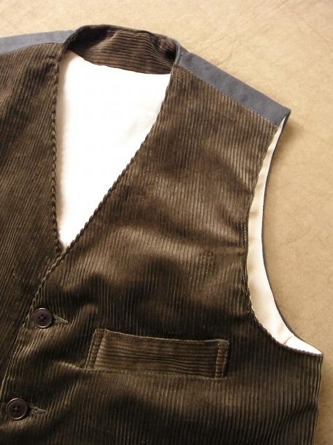 frenchwork corduroy vest_f0049745_18472917.jpg