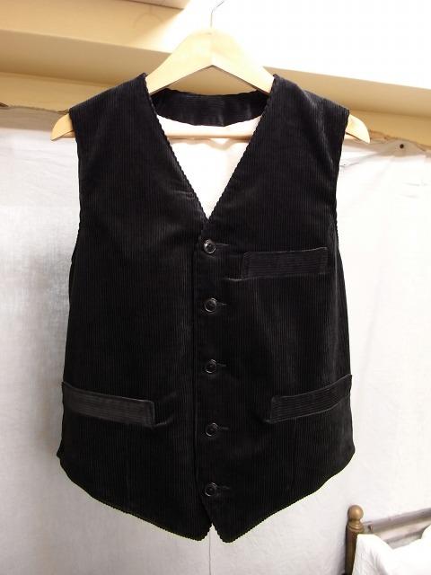 frenchwork corduroy vest_f0049745_18484186.jpg