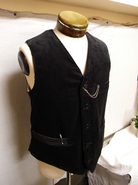 frenchwork corduroy vest_f0049745_18492441.jpg
