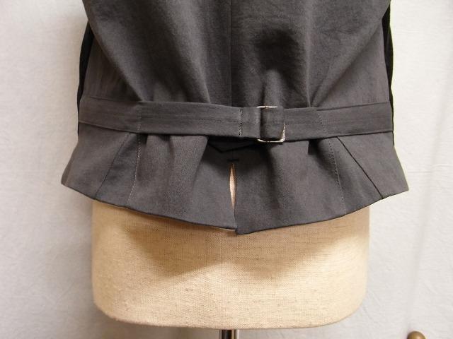 frenchwork corduroy vest_f0049745_18495627.jpg