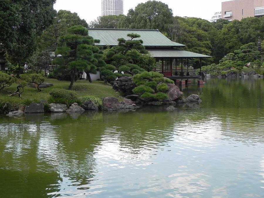 続・清澄庭園・深川散策_c0187781_2215730.jpg