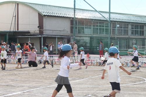 子どもたちの運動会_e0123104_7321094.jpg