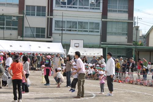 子どもたちの運動会_e0123104_747226.jpg