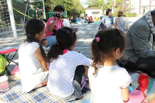 子どもたちの運動会_e0123104_811954.jpg