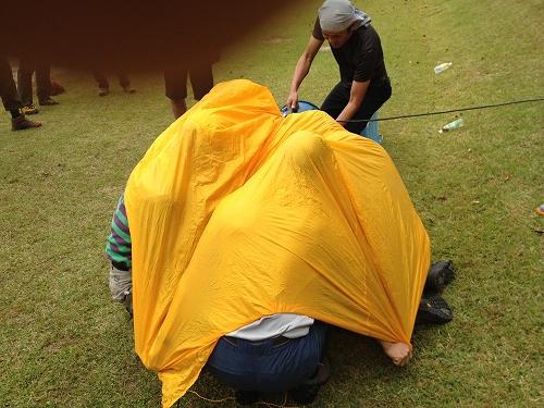山岳救助隊訓練_b0161750_22454844.jpg