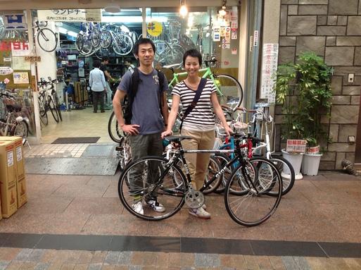 自転車屋 神戸 中央区 自転車屋 : ちなみに僕は Gios の Ampio が ...