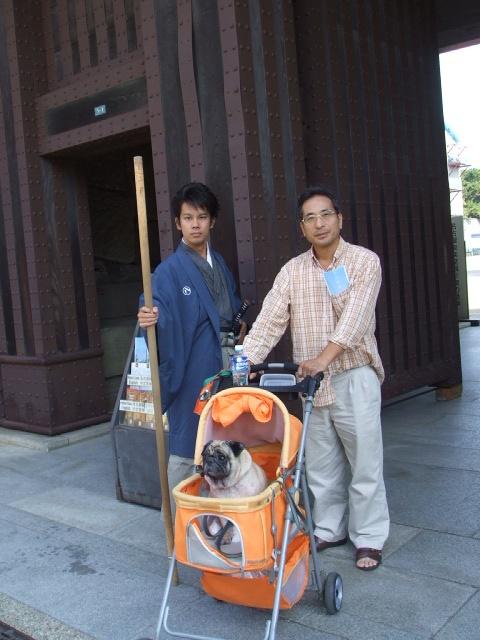4泊五日の旅(その4)モーニング 名古屋城_f0019498_22533182.jpg