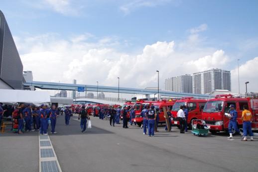 第23回全国消防操法大会 開催されました!_e0235911_1150476.jpg