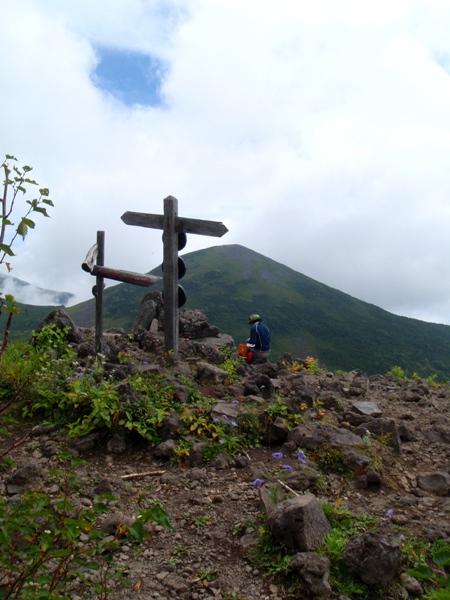 八ヶ岳キレット縦走⑦―西岳から舟山十字路_c0177814_18163690.jpg
