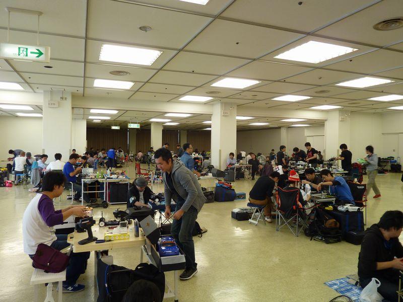 2012/10/14 タミグラ全日本選手権東京大会_c0161727_2015309.jpg
