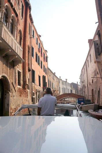 ベネチア愛の旅:水上タクシー_c0201334_846519.jpg
