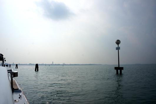 ベネチア愛の旅:水上タクシー_c0201334_872743.jpg