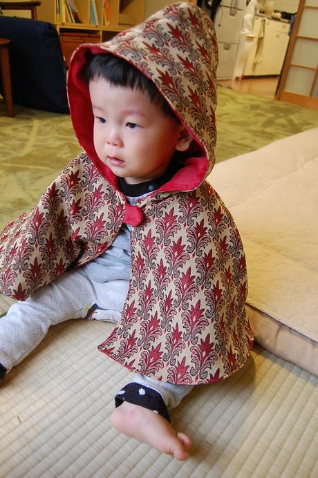 王子風ポンチョ_d0229469_2042165.jpg