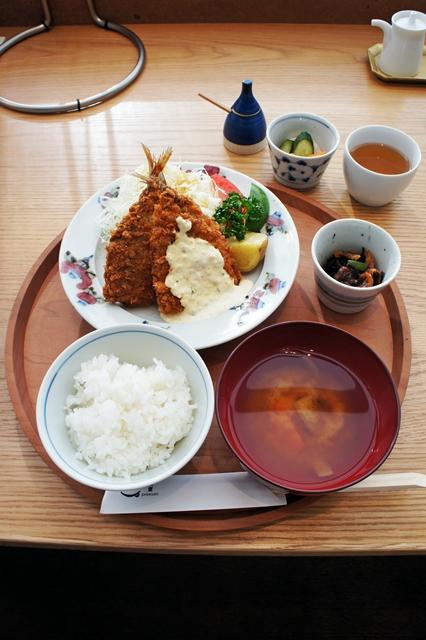 渋谷ヒカリエ d47食堂_e0277800_1053151.jpg