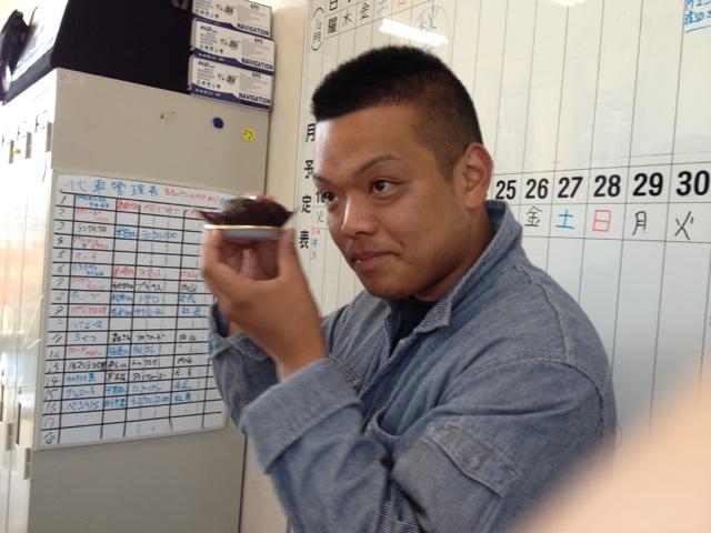 10月16日(火) 阿部ちゃんニコニコブログ★_b0127002_1851732.jpg