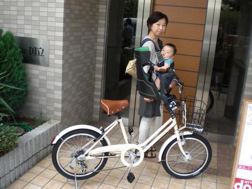 自転車の 自転車のカゴ取り付け : カルマックス タジマ -自転車屋 ...