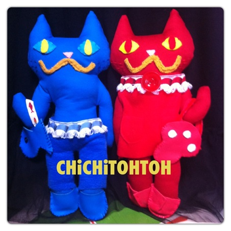 猫づくし_d0143733_10371845.jpg