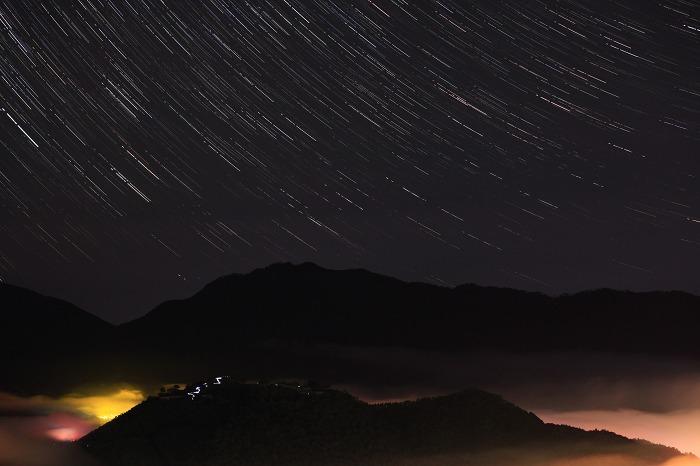 立雲峡の夜_a0294534_19592880.jpg