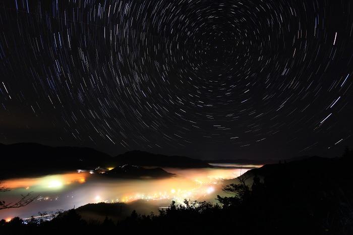 立雲峡の夜_a0294534_2024312.jpg
