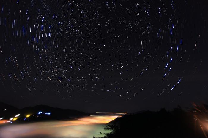 立雲峡の夜_a0294534_2054150.jpg