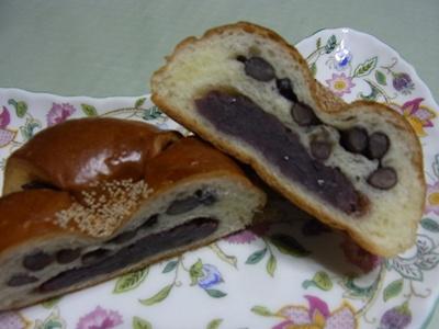 ルタオのあんパン