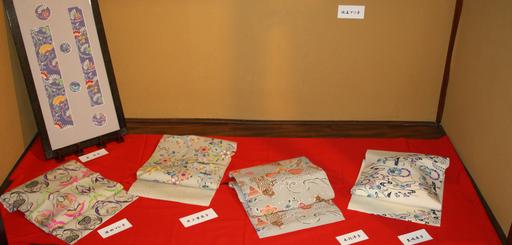 紅型(びんがた)・型染『紅遊舎』作品展-④ _d0178448_10172133.jpg