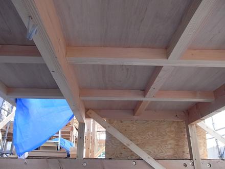 『小原田の家+アトリエ』 天井のデザイン_e0197748_1126553.jpg