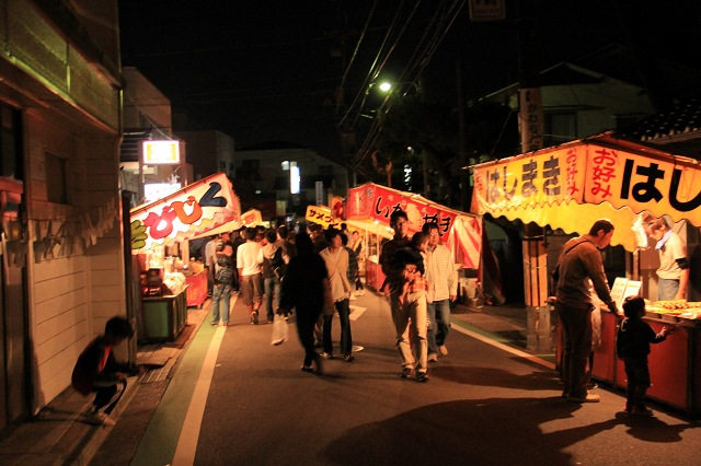 海田・熊野神社秋季例大祭前夜祭_b0095061_10373215.jpg