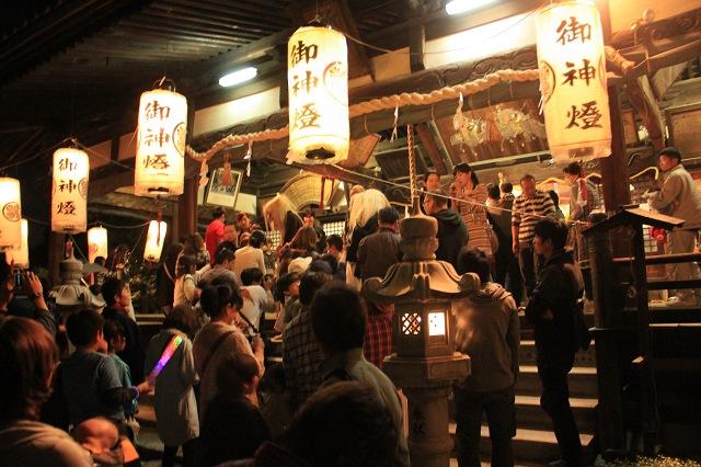 海田・熊野神社秋季例大祭前夜祭_b0095061_10374030.jpg