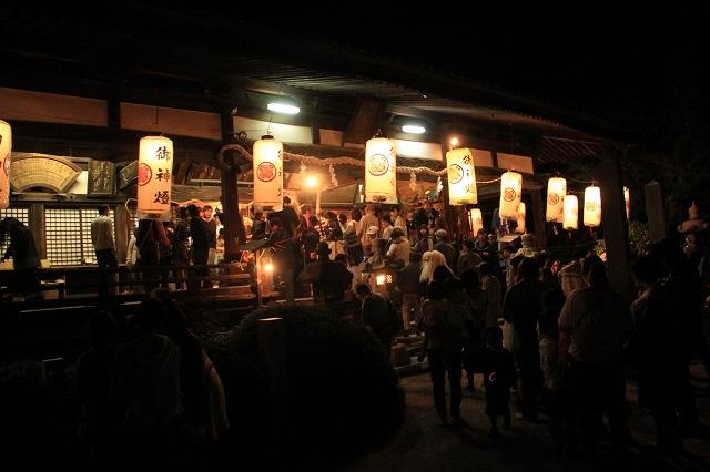 海田・熊野神社秋季例大祭前夜祭_b0095061_10374537.jpg